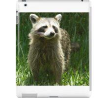 Who You Lookin' At? iPad Case/Skin