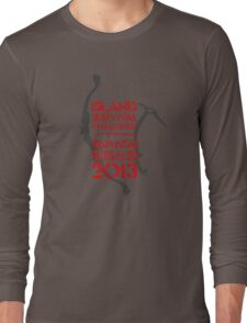 Island Survival Challenge 2013 Long Sleeve T-Shirt