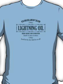 Greaves Lightning Oil T-Shirt