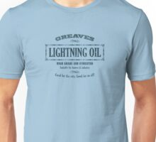 Greaves Lightning Oil Unisex T-Shirt
