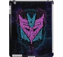 Decept-Iconic II iPad Case/Skin