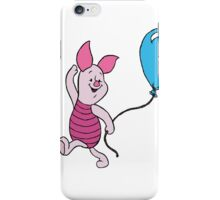 Piglet with a Balloon iPhone Case/Skin