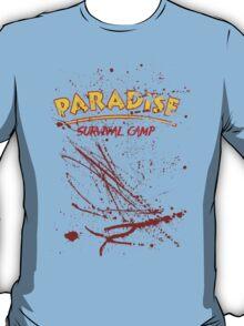 Paradise Survival Camp T-Shirt