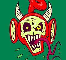 Evil Dead Po by artdyslexia