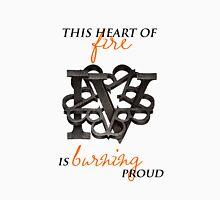 Black Veil Brides - Heart of Fire (BVB IV) Unisex T-Shirt
