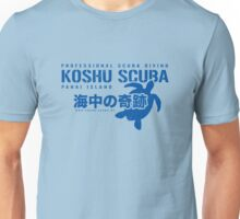 Koshu Scuba Unisex T-Shirt