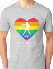 LGBT T-Shirts: Libra Unisex T-Shirt