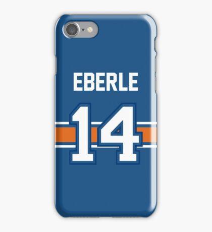 Jordan Eberle - BLUE iPhone Case/Skin