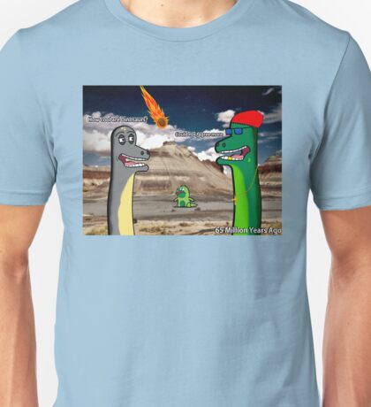 Dinosaurs are so cool Unisex T-Shirt
