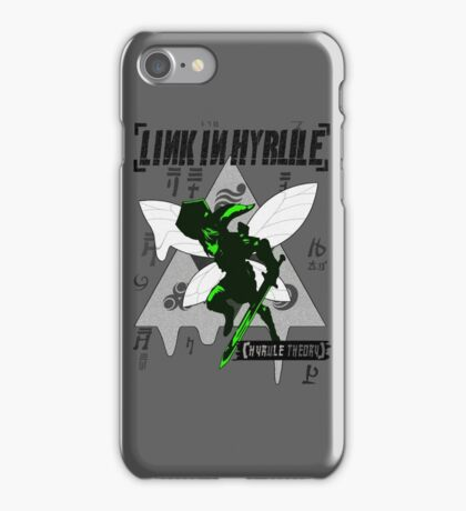 LINKIN HYRULE iPhone Case/Skin