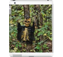 Trail Marker Funny iPad Case/Skin