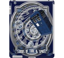 Doctor Who - Time Line Swirl iPad Case/Skin