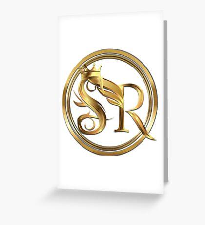 Skyrim romantic Greeting Card