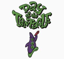 Maniac Mansion - Day of the Tentacle Kids Clothes