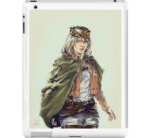 Historia Reiss iPad Case/Skin