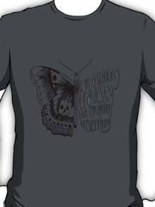 Therapy - Butterfly T-Shirt