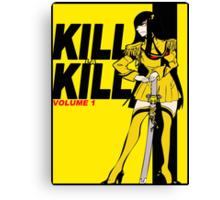 KILL la BILL Canvas Print