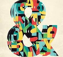 Ampersand by Fil Gouvea