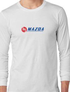 Vintage Mazda Logo Long Sleeve T-Shirt