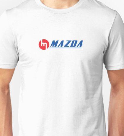 Vintage Mazda Logo Unisex T-Shirt