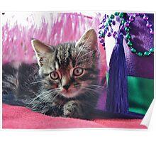Kitty Daydream Poster