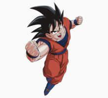 goku Kids Clothes