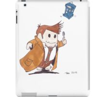 whodipose in colour iPad Case/Skin