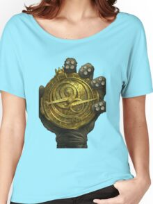 Trollhunters Medallion Women's Relaxed Fit T-Shirt
