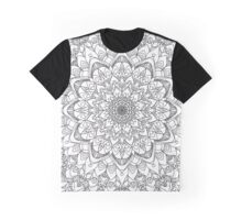 Mandala Garden Graphic T-Shirt