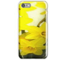 Easter Daffodils iPhone Case/Skin
