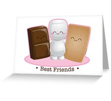 S'mores Buddies  Greeting Card