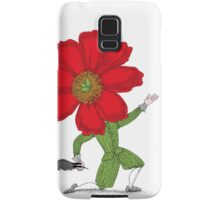 The Poet in Love Samsung Galaxy Case/Skin