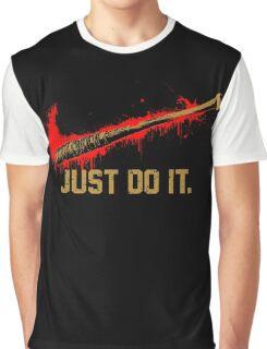 Lucille - Negan Parody Graphic T-Shirt