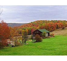 Autumnal Glory Photographic Print