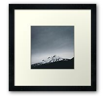 Mt. Hood Oregon Framed Print