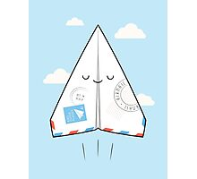Airmail Photographic Print