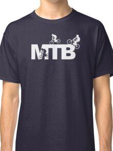 MTB Cycling Logo Funny Classic T-Shirt