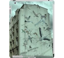 Trompe-l'œil Three iPad Case/Skin