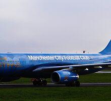 Etihad A330 MCFC Livery by PlaneMad1997