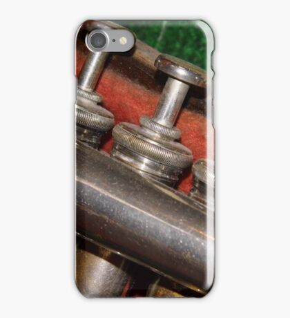 Brass Section iPhone Case/Skin
