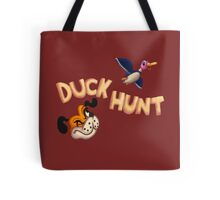 The Duck Hunt Show Tote Bag