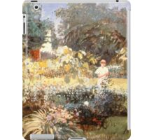 Washington Garden iPad Case/Skin