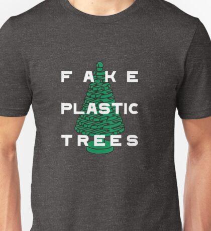 fake plastic lego trees  Unisex T-Shirt