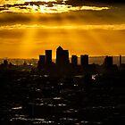 Canary Wharf by Graham Prentice