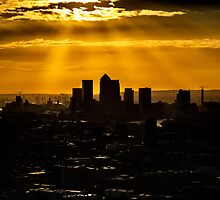 Canary Wharf by Graham Prentice