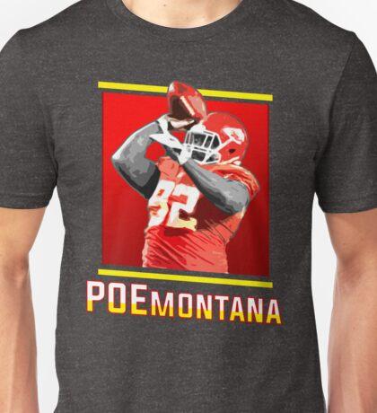 Poe Montana Unisex T-Shirt