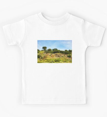 San Francisco Colorful Spring -  Kids Tee
