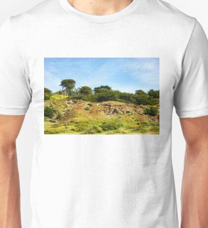 San Francisco Colorful Spring -  Unisex T-Shirt