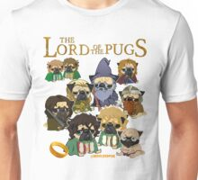 THE LORD OF THE PUGS Unisex T-Shirt