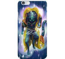 Celestial cat iPhone Case/Skin